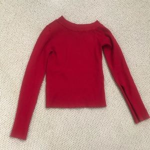 LF Sweater in Red